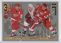 3 Star Selection - Vladimir Konstantinov, Paul Coffey, Sergei Fedorov