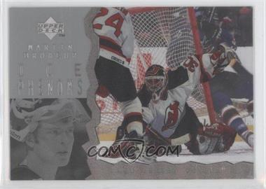 1996-97 Upper Deck Ice Acetate #92 - Martin Brodeur