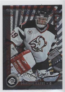 1997-98 Donruss - [Base] - Silver Press Proof #9 - Dominik Hasek /2000