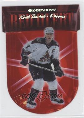 1997-98 Donruss - Red Alert #4 - Keith Tkachuk /5000