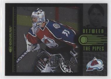 1997-98 Donruss Between the Pipes #1 - Patrick Roy /3500
