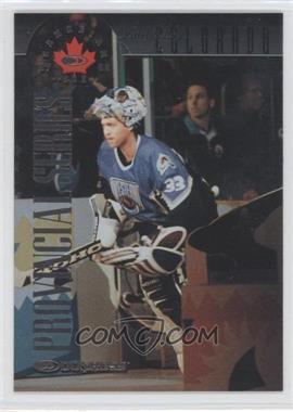 1997-98 Donruss Canadian Ice - [Base] - Provincial Series #1 - Patrick Roy /750