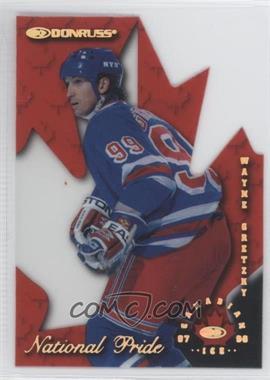 1997-98 Donruss Canadian Ice [???] #1 - Wayne Gretzky /1997