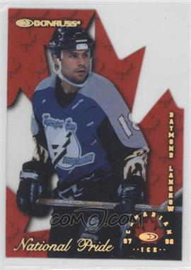 1997-98 Donruss Canadian Ice [???] #21OF30 - Daymond Langkow /1997