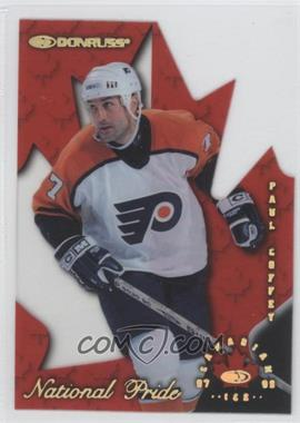 1997-98 Donruss Canadian Ice [???] #23 - Paul Coffey /1997
