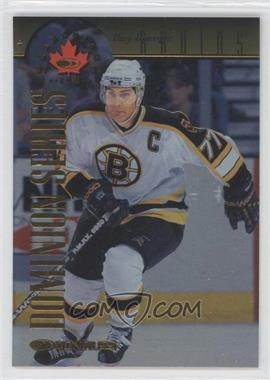1997-98 Donruss Canadian Ice Dominion Series #11 - Ray Bourque /150