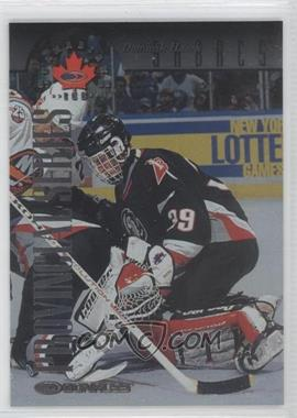 1997-98 Donruss Canadian Ice Provincial Series Player's Club #10 - Dominik Hasek
