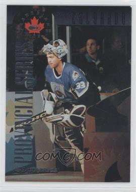 1997-98 Donruss Canadian Ice Provincial Series #1 - Patrick Roy /750