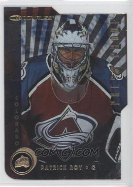 1997-98 Donruss Gold Die-Cut Press Proof #5 - Patrick Roy /500
