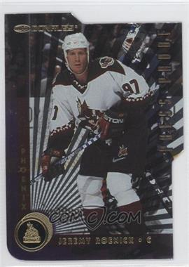 1997-98 Donruss Gold Die-Cut Press Proof #6 - Jeremy Roenick /500