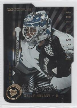 1997-98 Donruss Gold Die-Cut Press Proof #92 - Kelly Hrudey /500