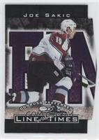 Joe Sakic /2500