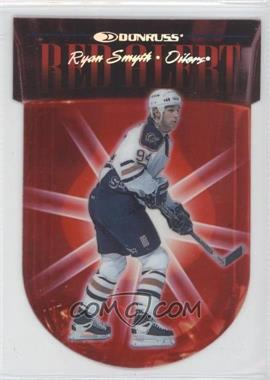 1997-98 Donruss Red Alert #2 - Ryan Smyth /5000