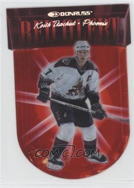 1997-98 Donruss Red Alert #4 - Keith Tkachuk /5000