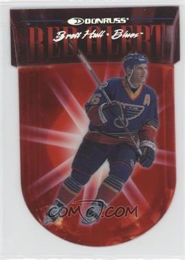 1997-98 Donruss Red Alert #5 - Brett Hull /5000