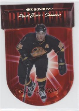 1997-98 Donruss Red Alert #6 - Pavel Bure /5000