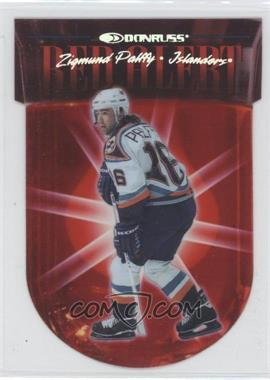 1997-98 Donruss Red Alert #8 - Ziggy Palffy /5000