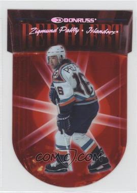 1997-98 Donruss Red Alert #8 - Ziggy Palffy /5000