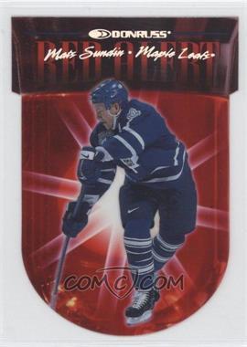 1997-98 Donruss Red Alert #9 - Mats Sundin /5000