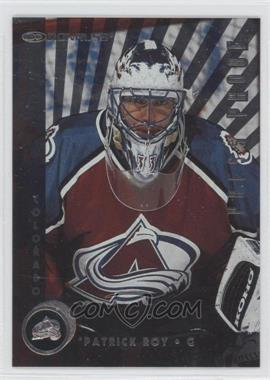 1997-98 Donruss Silver Press Proof #5 - Patrick Roy /2000
