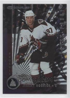 1997-98 Donruss Silver Press Proof #6 - Jeremy Roenick /2000