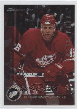 1997-98 Donruss Silver Press Proof #65 - Vladimir Konstantinov /2000