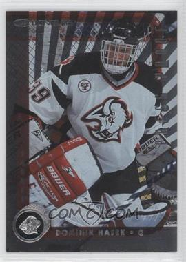 1997-98 Donruss Silver Press Proof #9 - Dominik Hasek /2000