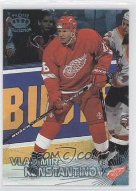 1997-98 Pacific Crown Collection - [Base] - Ice Blue #189 - Vladimir Konstantinov