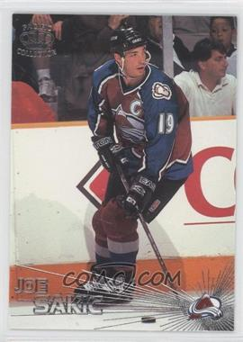 1997-98 Pacific Crown Collection - [Base] - Silver #38 - Joe Sakic