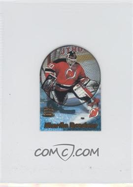1997-98 Pacific Crown Collection - Card-Supials - Mini #10A - Martin Brodeur