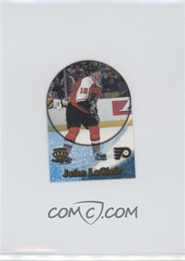 1997-98 Pacific Crown Collection - Card-Supials - Mini #14A - John LeClair