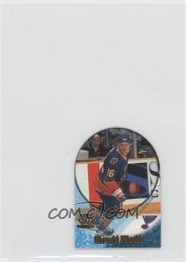 1997-98 Pacific Crown Collection - Card-Supials - Mini #18A - Brett Hull