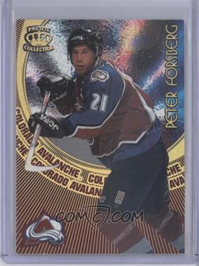 1997-98 Pacific Crown Collection - Card-Supials #4 - Peter Forsberg