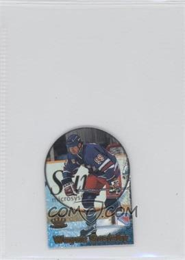 1997-98 Pacific Crown Collection Card-Supials Mini #12A - Wayne Gretzky