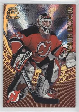 1997-98 Pacific Crown Collection Card-Supials #10 - Martin Brodeur