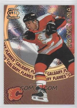 1997-98 Pacific Crown Collection Card-Supials #3 - Jarome Iginla