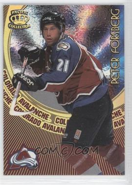 1997-98 Pacific Crown Collection Card-Supials #4 - Peter Forsberg