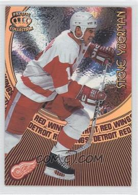 1997-98 Pacific Crown Collection Card-Supials #8 - Steve Yzerman