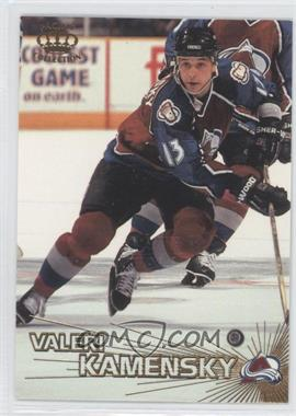 1997-98 Pacific Crown Collection Fall Expo Embossing #213 - Valeri Kamensky