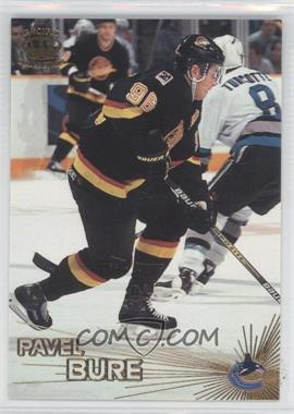 1997-98 Pacific Crown Collection Fall Expo In the Cage #96 - Pavel Bure