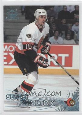 1997-98 Pacific Crown Collection Ice Blue #328 - Sergei Zholtok