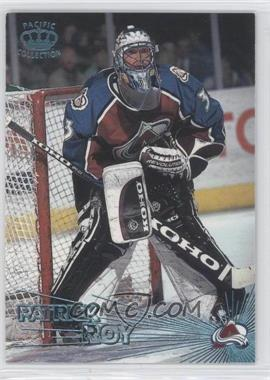1997-98 Pacific Crown Collection Ice Blue #33 - Patrick Roy