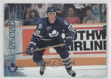 1997-98 Pacific Crown Collection Ice Blue #335 - Mike Johnson