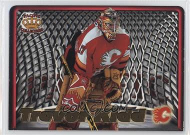 1997-98 Pacific Crown Collection In the Cage #3 - Trevor Kidd
