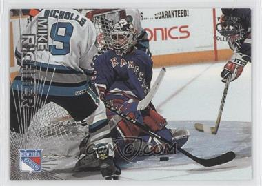 1997-98 Pacific Crown Collection Silver #197 - Mike Richter