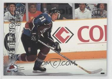 1997-98 Pacific Crown Collection Silver #21 - Peter Forsberg