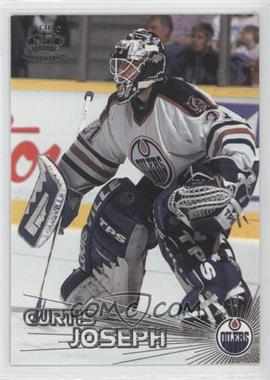 1997-98 Pacific Crown Collection Silver #242 - Curtis Joseph