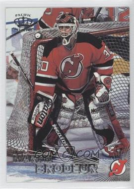 1997-98 Pacific Crown Collection Silver #30 - Martin Brodeur
