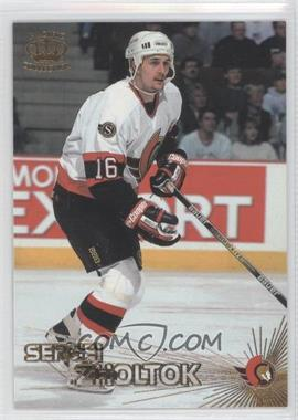 1997-98 Pacific Crown Collection #328 - Sergei Zholtok