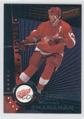 1997-98 Pacific Dynagon - [Base] - Emerald #44 - Brendan Shanahan